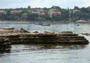 Kerpe Limanı'nda mendirek ihalesi yapıldı