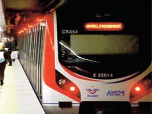 Marmaray tek seferde 3 bin yolcu taşıyacak