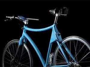 Samsung akıllı bisiklet yaptı