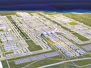 3. havalimanına kot ayarı