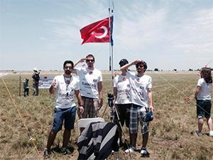 İTÜ öğrencilerinin tasarladığı model uydu dünya birincisi