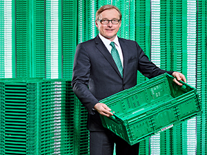 IFCO, perakende şirketlerine yılda 1 milyar kasa kiraladı