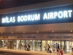 Milas-Bodrum Havalimanı'nda gıda zehirlenmesi