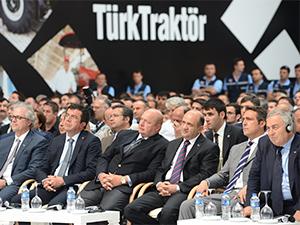 TürkTraktör, ikinci fabrikasını Sakarya'da açtı
