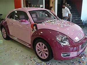 Ceylan yeni aracını Erbakan Malkoç'a tasarlattı
