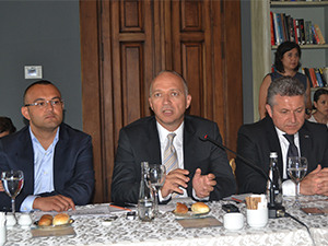 Brisa, 'Ticari Ürünler Değerlendirme Toplantısı'nı gerçekleştirdi
