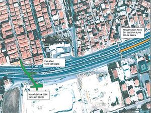 Küçükçekmece-Cennet Mahallesi Metrobüs İstasyonu yenilenecek