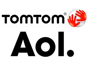 TomTom ve AOL, haritalar için işbirliğine gitti