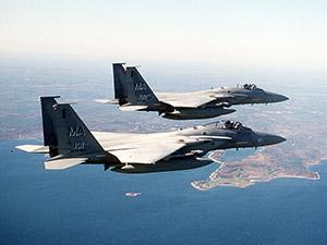 Irak'ta ABD uçakları keşif uçuşuna başladı