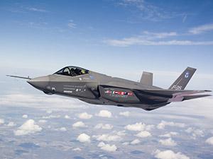 Motordaki 'yağ sızıntısı', ABD'deki F-35 uçuşlarını durdurttu