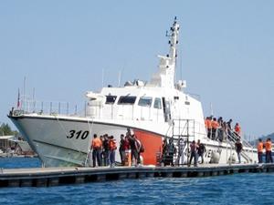 Sahil Güvenlik Komutanlığı 32. yılını kutluyor