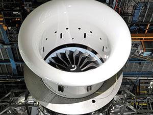 Boeing 737 MAX için üretilen motorun yer testleri başladı