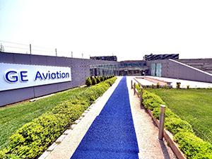 General Electric, havacılık mühendisliği ekibi için yeni bina açtı