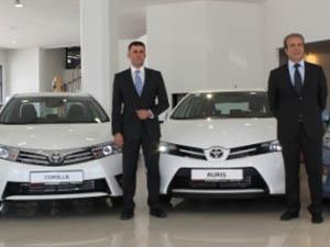 """""""Toyota Türkiye Turu"""" Sivas'ta başladı"""