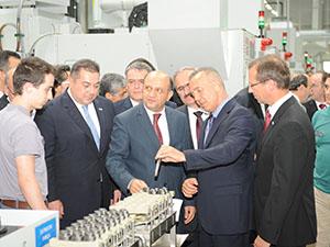 Bosch, Bursa'da yeni tesis açtı
