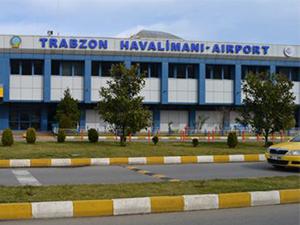 Trabzon Devlet Havalimanı'nı kullanan yolcu sayısı arttı