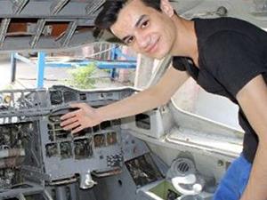 PAÜ için parçaları birleştirip uçak yapacaklar