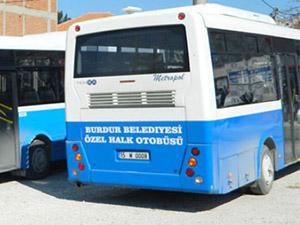 Burdur'da 65 yaş ve üstüne ücretsiz ulaşıma dava