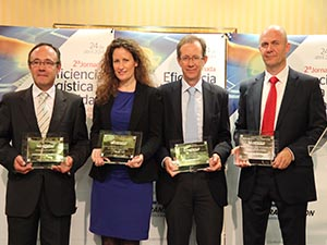 Allison FuelSense'ye, İspanya'da ödül