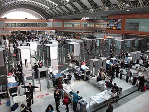 Sabiha Gökçen Havalimanı'nda 2014'ün ilk rekoru