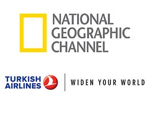 THY, National Geographic ekranlarında