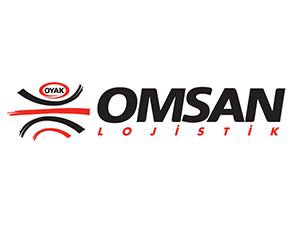 OMSAN'da bayrak değişimi yapıldı