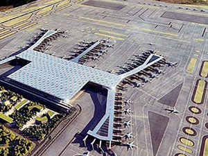 3. Havalimanı'nın yolcu kapasitesi artacak