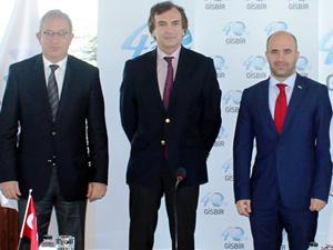 İspanyol Ticaret Heyeti, Türkiye Gemi İnşa Sanayicileri Birliği'ne ziyarette bulundu