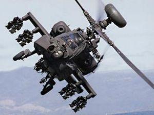 ABD'den Irak'a taarruz helikopteri satışı