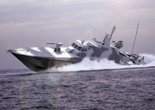 Azmat sınıfı hücumbot, Pakistan Donanması'na teslim edildi