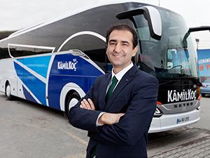 Kamil Koç 13 ile daha yolcu taşıyacak