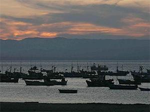 Peru'da iki tekne çatıştı: 9 ölü