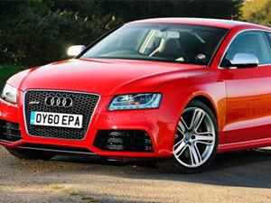 Audi, RS5'in dizelini çıkardı