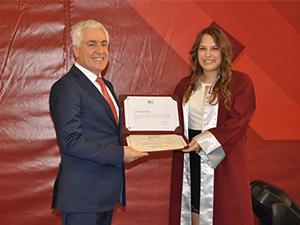 Beykoz Lojistik, 5. dönem mezunlarını verdi
