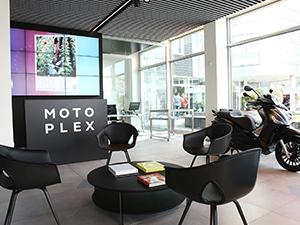 Avrupa'nın en büyük Motoplex Konsept Mağazası açıldı