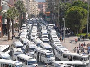 Denizli'de minibüs hatlarına düzenleme