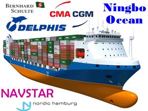 6 konteyner operatörü 18 konteyner gemi siparişi verdi
