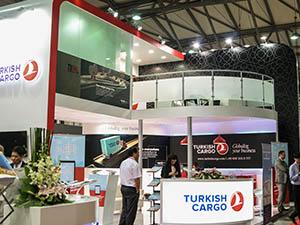 Turkish Cargo, Air Cargo China'daydı