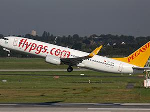Pegasus'un yeni uçağı 'Dünyanın En Güzel Hediyesi' olacak