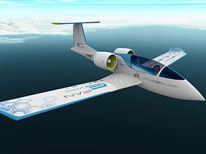 Airbus'un elektrikli uçağı test uçuşunu gerçekleştirdi