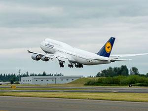 Bin 500'üncü 747, Lufthansa'ya teslim edildi