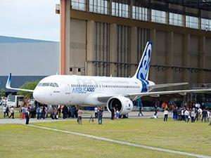 Airbus A320neo uçuş testlerine hazır