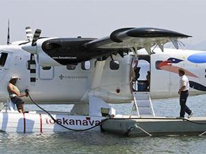 İstanbul-İzmit arası deniz uçağı seferleri başlıyor