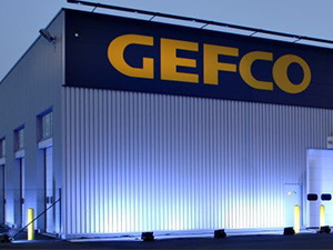 GEFCO, Sirona'ya depolama hizmeti verecek