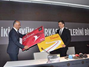 THY ve Shell-Turcas işbirliği anlaşması imzaladı