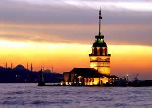 İstanbul'un 'turist' sayısı yüzde 9 yükseldi