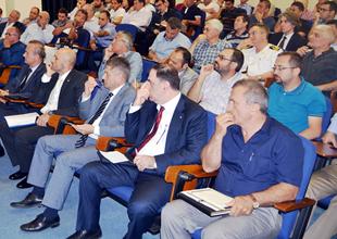 'Gemi İnşa Stratejisi Çalıştayı' düzenlendi
