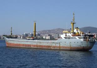 Karaya oturan 'Hacı Süvari' adlı gemi yüzdürüldü