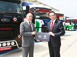 'Ford Trucks Mobil Filo Bilgi Sistemi'ne ödül