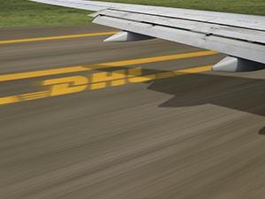 DHL ve Airbus'tan yedek parça nakliyesi için imza